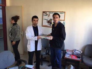 Bakırköy'den Mardinli Gençlere Binlerce Üniversite Hazırlık Kitabı
