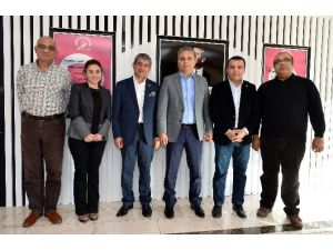 Agc'den Başkan Uysal'a Ziyaret