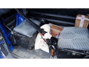 Aksaray'da Silah Operasyonu