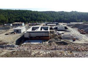 Alanya'nın 2045 Yılına Kadar İçme Suyu Ve Arıtma Sorunu Çözülüyor