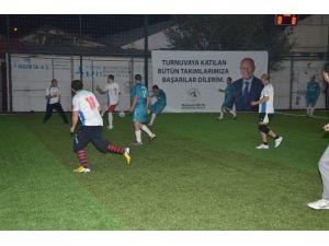 Birimler Arası Futbol Turnuvasında Şampiyon Belli Olacak