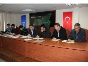 Kocaeli Büyükşehir'de Demir Alım İhalesi Yapıldı