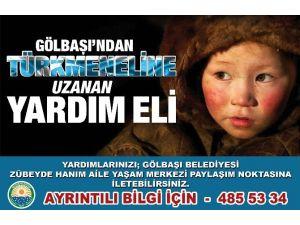 Gölbaşı Belediyesi Bayırbucak Türkmenleri İçin Yardım Kampanyası Başlattı