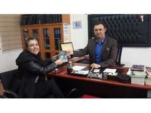 """Aksaray'da """"Bir Kitap Bin Umut"""" Projesi"""