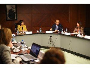 Avrupa Staj Konsorsiyumu 2. Üst Yönetim Toplantısı Gerçekleştirildi