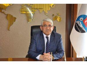 Anadolu Yerel Yönetimler Dergisi Kars Belediye Başkanını Yılın Belediye Başkanı Seçti