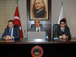 ''Endüstriyel Simbiyoz Projesi'' Bilgilendirme Toplantısı Yapıldı