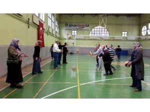 TRSM Hastalarına Spor İle Terapi