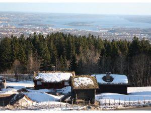 Norveç'te karsız Noel