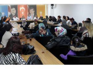 """""""Hedef 500 Bin Üye"""" Projesine Kadın Eli Değecek"""