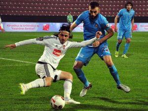 Gaziantepspor'un Kupada Tadı Yok