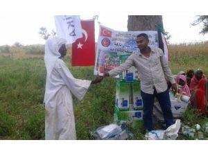 TİKA'dan Sudan'da Tarımsal Kalkınmaya Destek