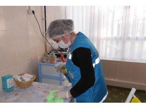 Haliliye Belediyesi'nin Evde Bakım Hizmeti Takdir Topluyor