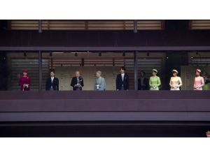 Japonya, İmparator Akihito'nun 82'nci yaşını kutluyor