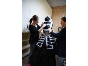 ODÜ'den Hazır Giyim Projesine Eğitim Desteği