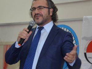 Fatsa'da 'Sporda Ahlak Ve Kötü Alışkanlıklardan Korunma' Semineri
