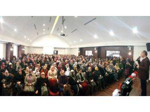 Çankırı'da 700 Kadın Mevlit Kandili İçin Bir Araya Geldi
