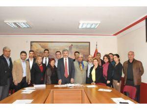 CHP Seyhan'da Görev Dağılımı