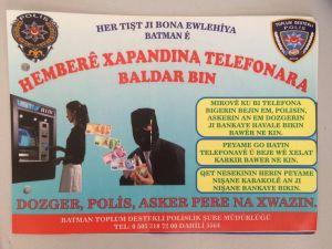 Emniyet'ten Türkçe ve Kürtçe dolandırıcılık uyarısı