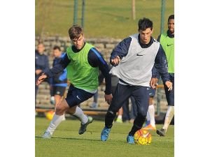 Kasımpaşa, Trabzonspor Maçı Hazırlıklarını Sürdürüyor