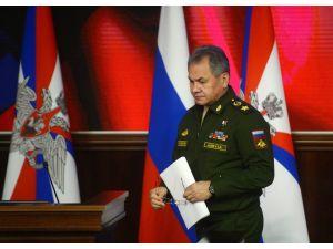 Rusya Savunma Bakanı: Rus jetinin düşürülmesi hainlik