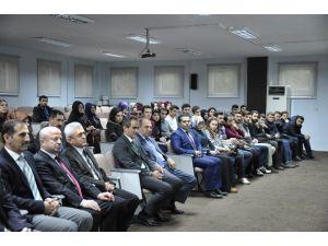 Vali Kaban, Uluslararası Ticaret Ve Finans Topluluğunun Konuğu Oldu
