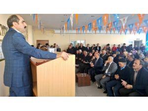 AK Parti İpekyolu Danışma Meclisi Toplantısı