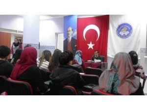 Beyşehir'de Kredi Yurtlar Kurumu'nda Kandil Gecesi Programı