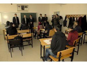 Tuşba'da YGS Öncesi Deneme Sınavı