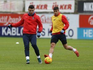 Trabzonspor, Kasımpaşa Maçı Hazırlıklarına Başladı