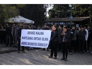 Akdeniz Üniversitesi'nde Salon Tartışması Sürüyor