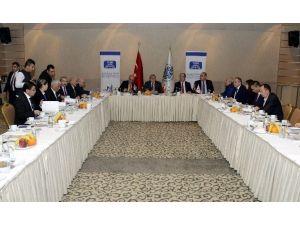 Türk Dünyası Konya'da Toplandı