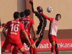 Galatasaray Kastamonu'da galip