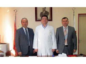 Bandırma Devlet Hastanesi'nde Görev Değişikliği