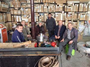 Karaman'da Sanayi Esnafı Yeni İşyerlerine Kavuşuyor