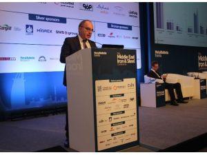 """Ali Pandır: """"Küresel Çelik Sektörünün Talebi 2015 Yılında Yüzde 1,7 Düşecek"""""""