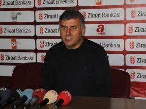 """Ahmet Duman: """"Oynadığımız Oyunun Ve Mücadelenin Hakkı Mağlubiyet Değildi"""""""