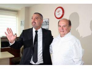 Karşıyaka'da Fatih Diniz Başkanlığa Aday Oldu