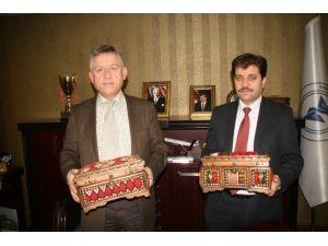 Yozgat Belediyesi Yozgat'a Özgü Hediyelik Eşya Çeşitliliğini Artırıyor