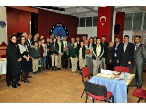 Nevşehir'de Kitap Okuma Yarışması Yapıldı