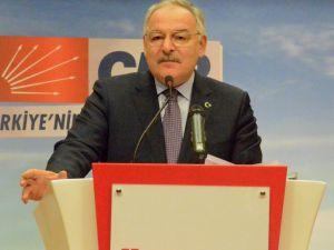 CHP'li Koç: Sivil halk terörün ipoteğine verilmiş, sen nutuk atıyorsun