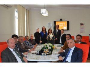 Erasmus Projesinin Başlangıç Toplantısı Gerçekleştirildi