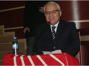 Nevşehir CHP'de Kamil Gülmez il başkanı seçildi