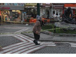 Edirne'de Şüpheli Çanta Paniği