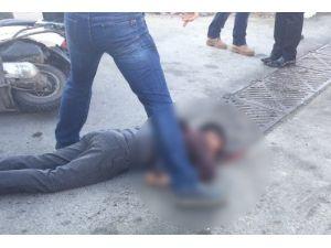 Ataşehir'de Silahlı Kavga: 1 Yaralı