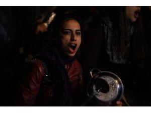 Kadınlardan 'Sesli' Eylem