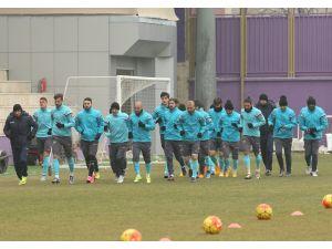 Osmanlıspor'da Akhisar Belediyespor maçının hazırlıkları başladı