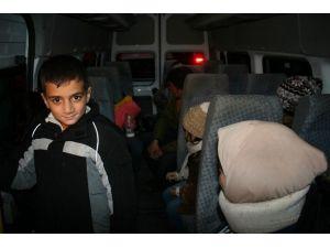 Marmaris'te 45 Mülteci Ölmekten Son Anda Kurtarıldı