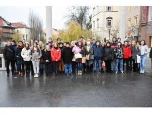Gaziantepli Öğrenciler Slovenya'da