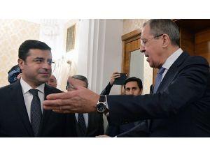Kommersant: Lavrov, Ekim ayında Demirtaş'la görüşmeyi reddetmişti